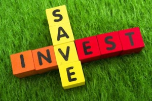 The power of saving and investing