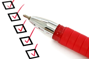 real estate investing checklist